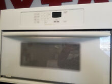 MICRO OVEN BUILT IN   220V BISQUE   New  out of box
