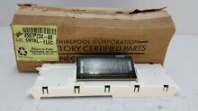 8507P234 60   WP8507P34 60 WHIRLPOOL OVEN ELECTRIC CONTROL  NEW PART