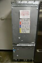 Thermador 30  Built In Panel Ready Bottom Freezer Refrigerator T30IB800SP