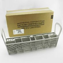 WP8268866 For Whirlpool Dishwasher Silverware Basket