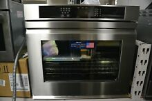 30  Dacor Stainless Steel Single Electric Convection Wall Oven DTO130FS
