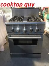 Thermador 30   dual fuel  Stainless Range PRDS304US