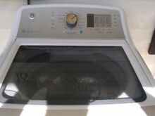 NH GE 4 6 cu  ft  Top Load Washer in White  ENERGY STAR  GTW680BSJWS A
