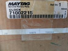 71002215 BRAND NEW CLOCK AND CONTROL BOARD FOR MAYTAG AND JENN AIR BUILT OVENS