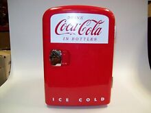 Coca Cola KWC 4C personal fridge