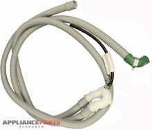 LG Electronics 5215ER2002G Washing Machine Drain Hose Assembly