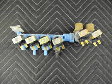 Kenmore Washer Mod   110 24972300     Water Inlet Valve Part   8542063