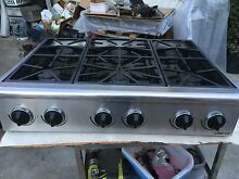 Dacor 36  EGS366s  Stainless Pro Rangetop  excellent  in los angeles