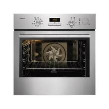 Electrolux Oven Electric Ventilated Steam Pure Quadro FQV73XEV