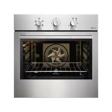 Electrolux Oven Electric Ventilated InfiSpace Quadro FQ53X Stainless Steel