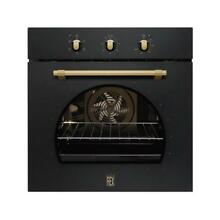 Electrolux Oven Electric Ventilated InfiSpace Rustico FR53G Cast Iron Black
