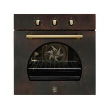 Electrolux Oven Electric Ventilated InfiSpace Rustico FR53R Copper