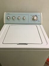 Whirlpool LXR9445JQ1 Large Capacity White Washer