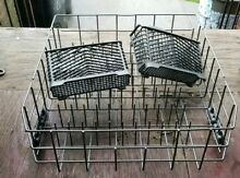 Maytag Whirlpool Lower Dishwasher Rack WPW10525642