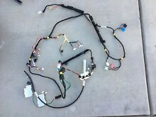 Samsung Front Load Washer Main Wiring Harness VRT Steam Foam WF431ABP XAA