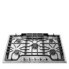Frigidaire FGGC3047Q 30 Inch Wide Gas Cooktop with Angled Front Controls