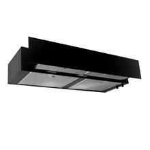 Imperial 3042PS1 635 CFM 42 Inch Wide Slide Out Under Cabinet Range Hood with He