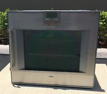 Gaggenau BO280610   Type HBBO28 Built In Electric Wall Oven