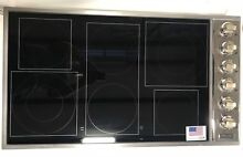 Viking Professional Series VEC5366BSB 36 Inch Smoothtop Electric Cooktop