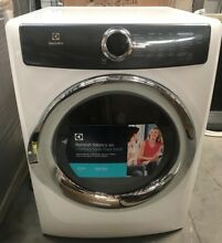 Electrolux EFMG517SIW0 Perfect Steam Gas Dryer with Instant Refresh and 9 cycles