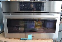 Bosch Benchmark 30  Stainless Steel Electric Convection Steam Oven HSLP451UC