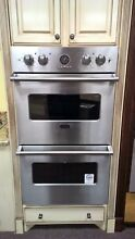 Viking Professional 30  Electric Double Oven   VEDO5302SS Display make offer