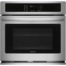 Frigidaire Self cleaning Single Electric Wall Oven  Stainless Steel    NEW