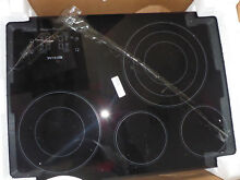 Damaged asis  cracked Jenn Air JEC4430BB 30  Electric Radiant Cooktop