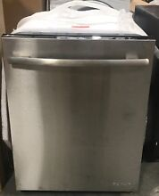 Jenn Air JDTSS244GS 24  38 dB TriFecta Dishwasher   Stainless Steel WiFi Connect