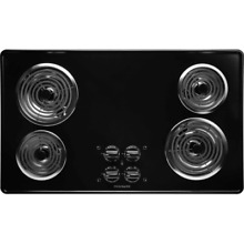 Frigidaire FFEC3605LB 36  Electric Cooktop with Ready Select Controls