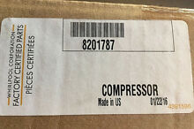 8201787 Wine Cooler compressor  Whirlpool  new in box factory OEM Free Ship