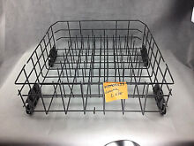 W10909037NEW GENUINE OEM KITCHENAID KENMORE DISHWASHER LOWER RACK ASSEMBLY F S