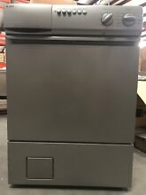 ASKO W6021 QUATTRO 24 Inch Compact Front Load Washing Machine Silver w  Door