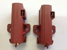 Whirlpool Washing Machine Motor Carbon Brush Pair WFE1070BD WFE1075BD WFE1485BD