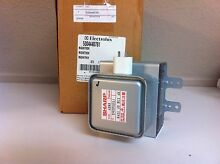 5304440781 FRIGIDAIRE MICROWAVE MAGNETRON TUBE  NEW PART