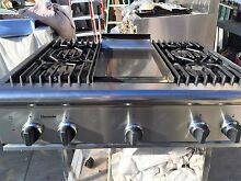 Thermador 36  Rangetop   4 Griddle
