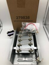Dryer Heating Element 279838   Fuse 279816