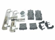 Whirlpool W10712395 Dishwasher Rack Adjuster Kit NEW OEM