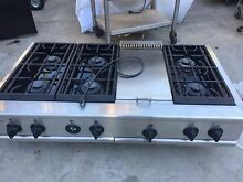 GE MOnogram 48   Pro Rangetop Propane  6  Grill   in los angeles