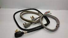 Set of 3 Various Dryer Cords 3 Prong and 4 Prong