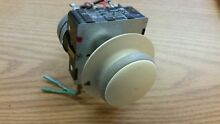 MAYTAG DRYER TIMER PART 6 3095530  M460 G  WITH KNOB