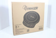 NuWave 30301 1800W Pro Highest Powered Induction Portable Precision Cooktop NIB