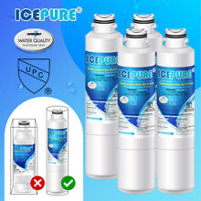 4 PACK Icepure Samsung DA29 00020B HAF CIN EXP Compatible Water Filter