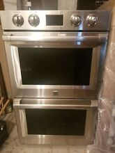 Double convection wall oven Kenmore Pro Series