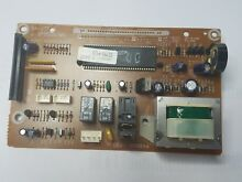 Genuine OEM  GE Microwave Oven Combo MICROWAVE CONTROL BOARD Part   WB27T10491