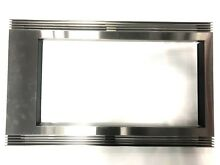 WOLF Model 824640 M Series 30  Microwave Trim Kit Stainless Steel