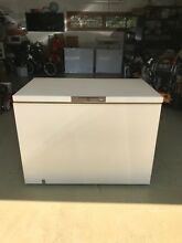 Whirlpool Chest Freezer Model EH150DFXWNOO 48  15 cu  ft