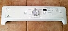 Genuine OEM Maytag Maxima X COMPLETE CONTROL PANEL Part   W10489583