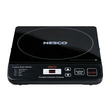Nesco PIC 14 Portable Induction Cooktop  1500 watt