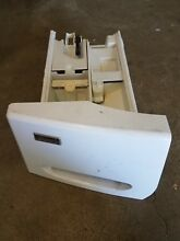 Kenmore  Elite HE3t Washer Soap Dispenser Drawer WHITE